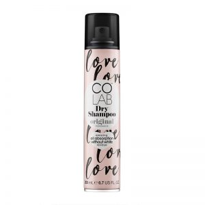 Colab -Dry shampoo